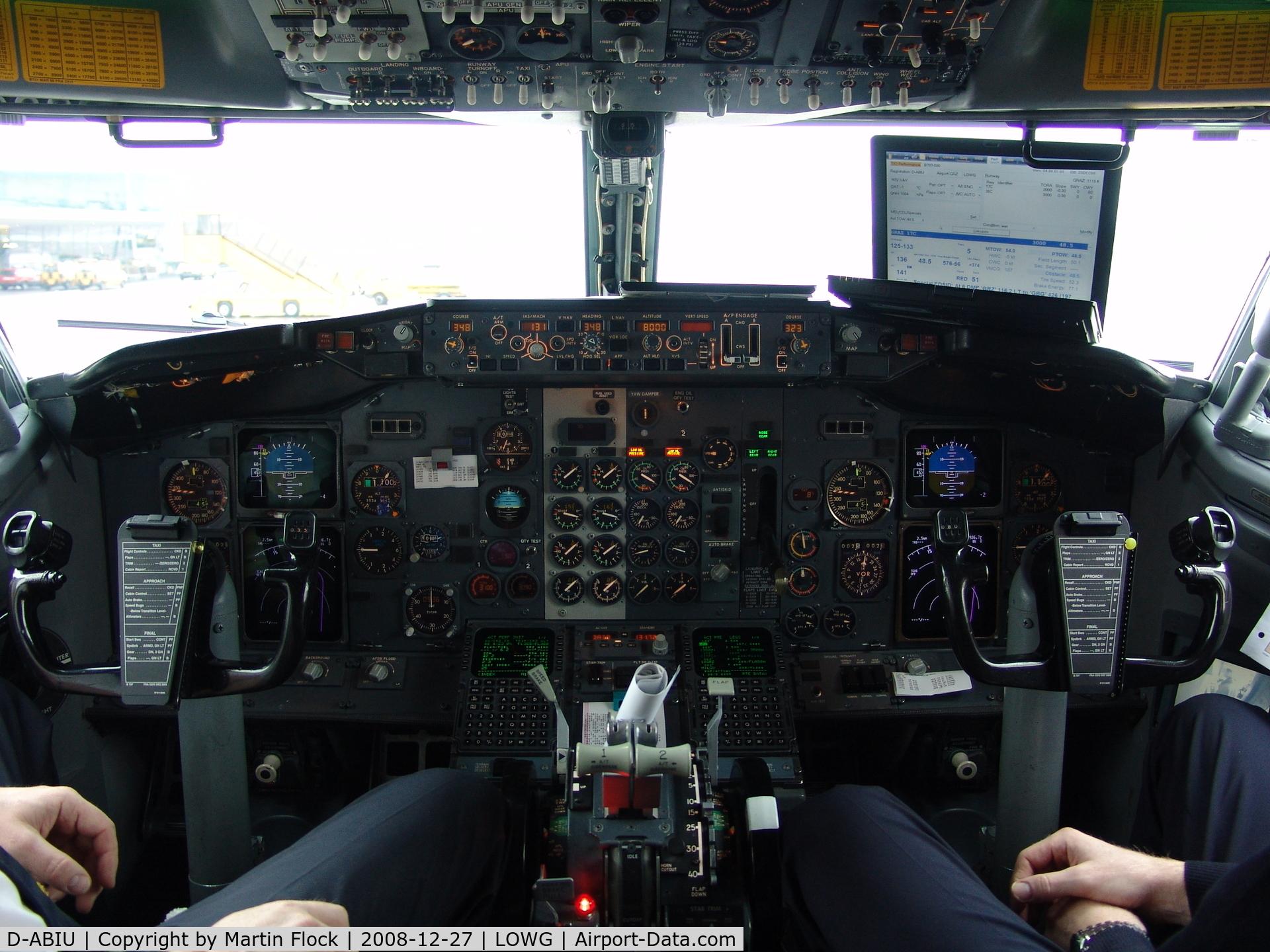 D-ABIU, 1991 Boeing 737-530 C/N 24944, .