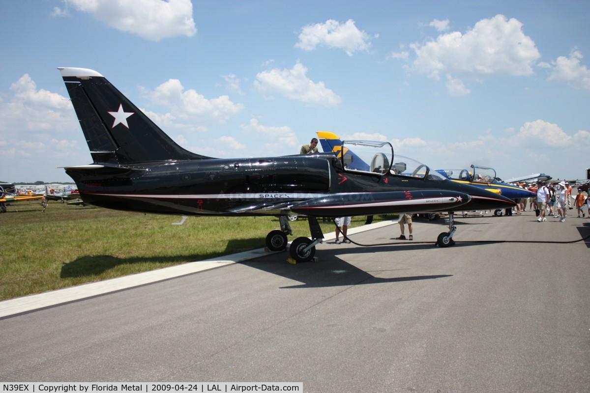 N39EX, 1980 Aero L-39 Albatros C/N 031629, L-39