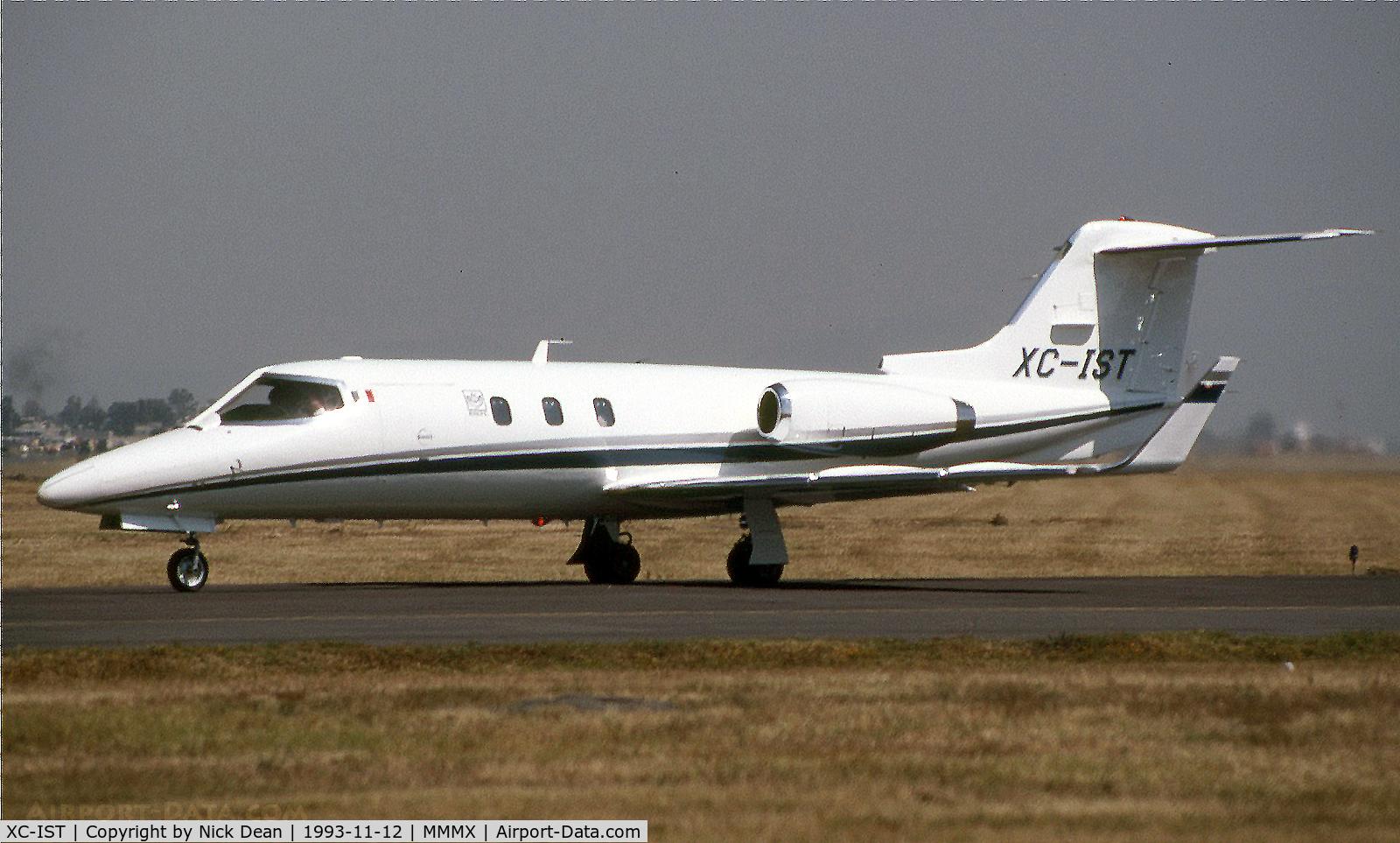 XC-IST, 1979 Learjet 29 C/N 29-001, MMMX