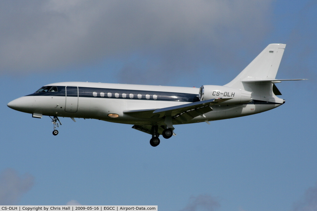 CS-DLH, 2007 Dassault Falcon 2000EX C/N 149, Netjets Europe, Dassault Falcon 2000EX