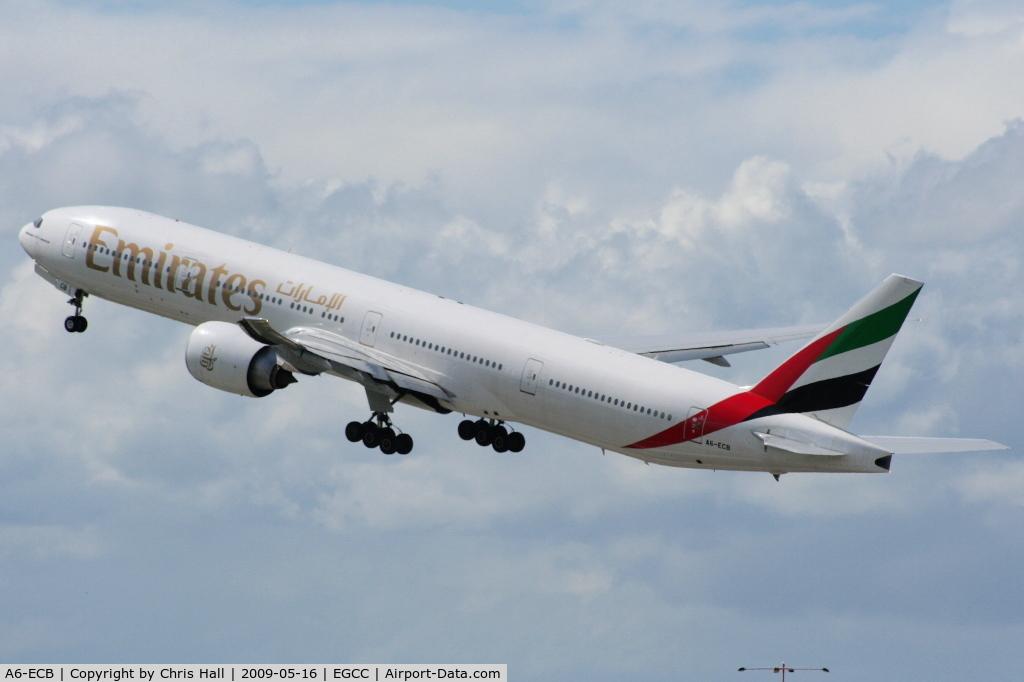 A6-ECB, 2007 Boeing 777-31H/ER C/N 32714, Emirates