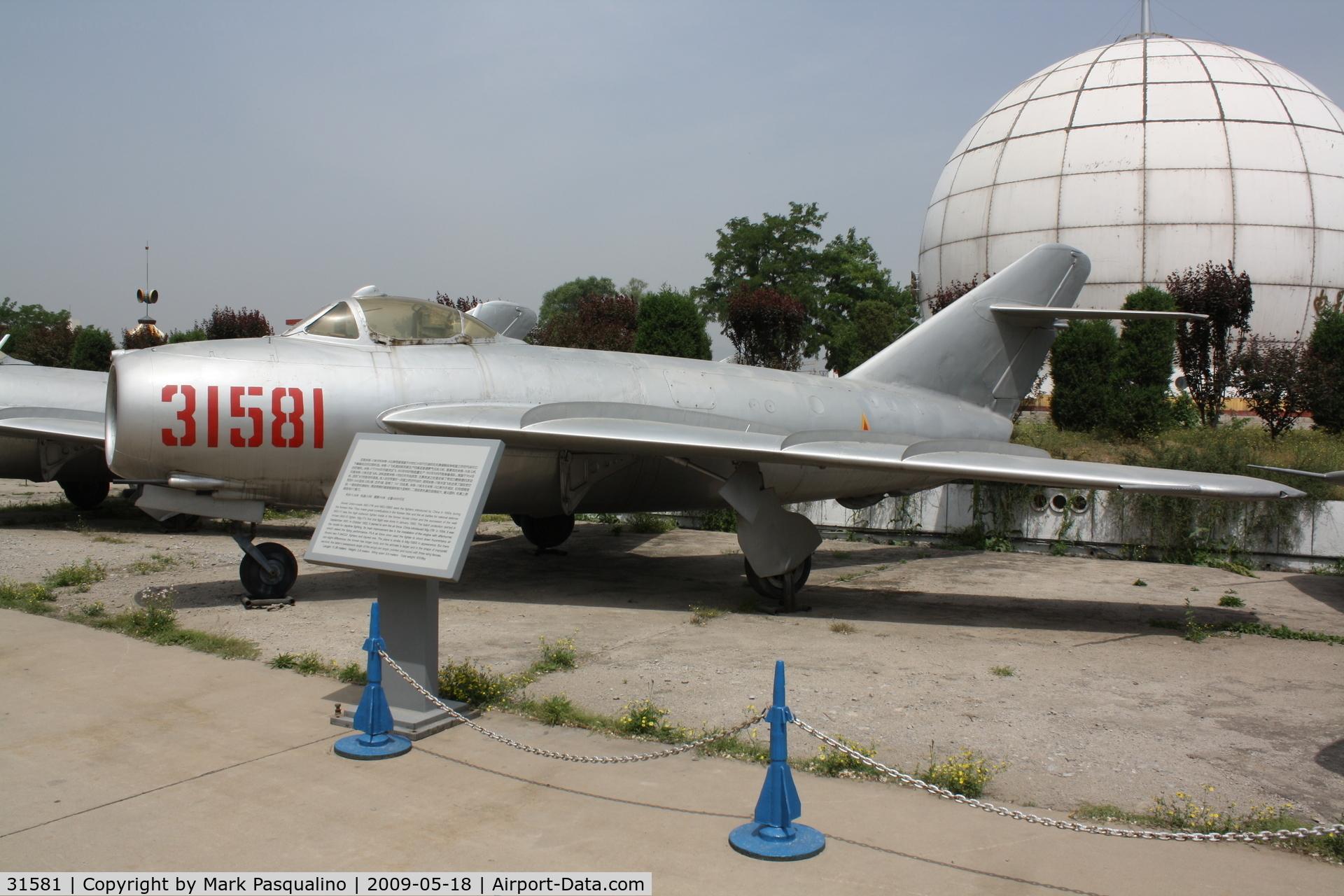 31581, Shenyang J-5 C/N 5738, Shenyang J-5   Located at Datangshan, China