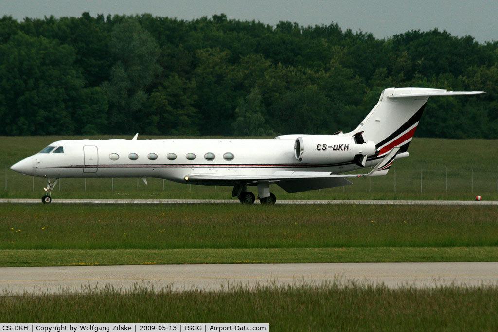 CS-DKH, 2007 Gulfstream Aerospace GV-SP Gulfstream G550 C/N 5150, visitor