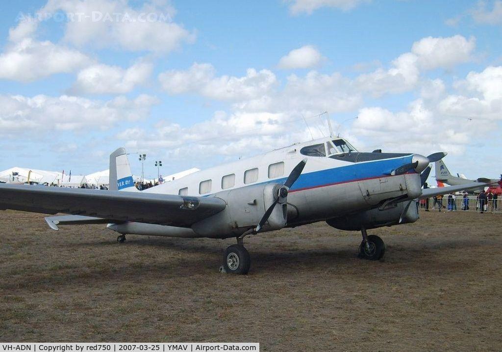 VH-ADN, 1951 De Havilland Australia DHA-3 Drover Mk2 C/N DHA5009, De Havilland Drover at Australian International Air Show