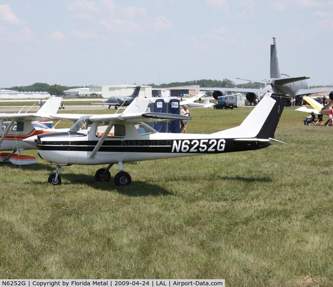 N6252G, 1970 Cessna 150K C/N 15071752, Cessna 150K