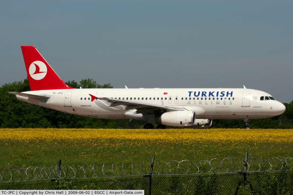 TC-JPC, 2006 Airbus A320-232 C/N 2928, Turkish Airlines  Airbus A320-232