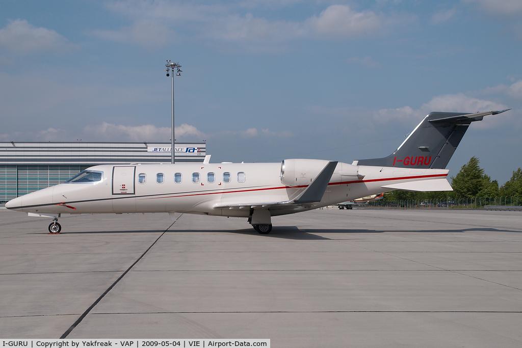 I-GURU, Gates Learjet Learjet 40 C/N 45-2059, Learjet 40