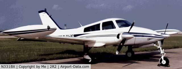 N331BX, 1967 Cessna 310L C/N 310L-0168, Great 1967 310