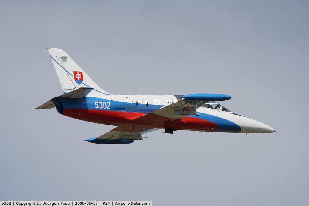 5302, Aero L-39CM Albatros C/N 915302, Slovak Air Force L-39CM