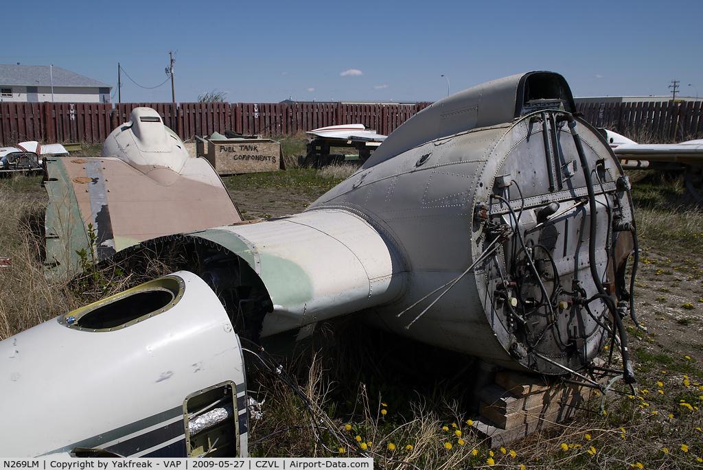 N269LM, 1943 Douglas C-47B Skytrain C/N 14609/26054, ex Israeli AF Douglas DC3