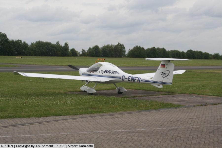 D-EMFN, Diamond DA-20A-1 Katana C/N 10165, N/A