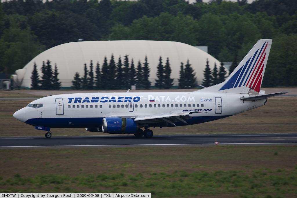 EI-DTW, 1999 Boeing 737-5Y0 C/N 29200, Transaero Airlines Boeing 737-5Y0