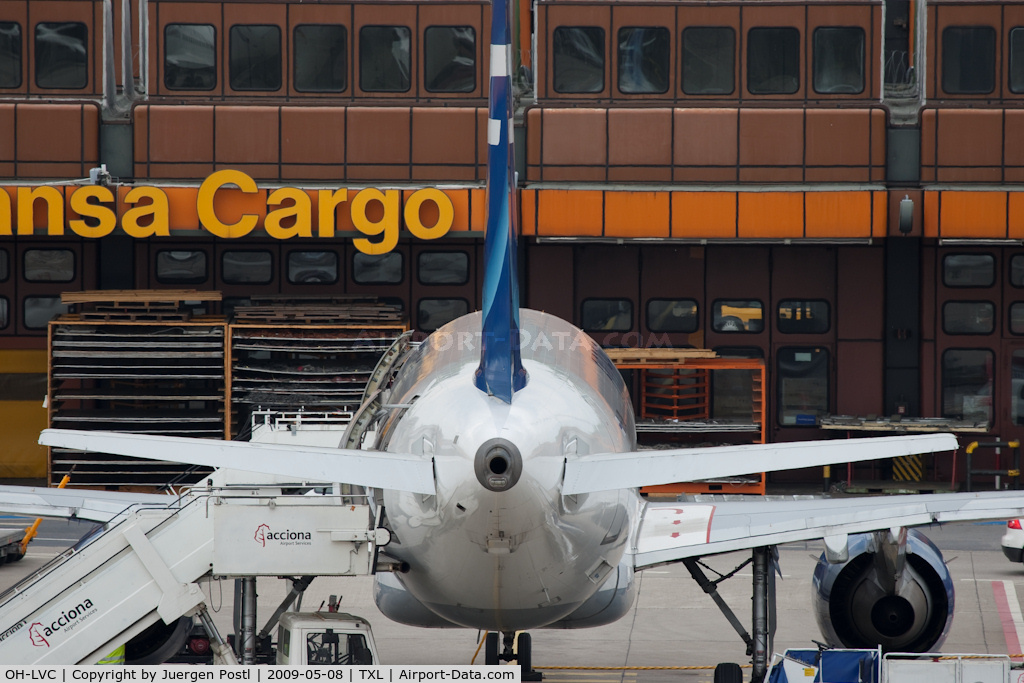 OH-LVC, 2000 Airbus A319-112 C/N 1309, Airbus A319-112