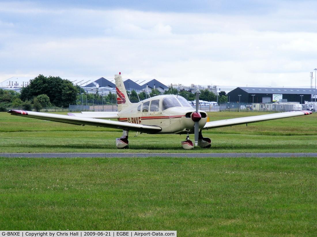 G-BNXE, 1981 Piper PA-28-161 C/N 28-8116034, Previous ID: N8262D