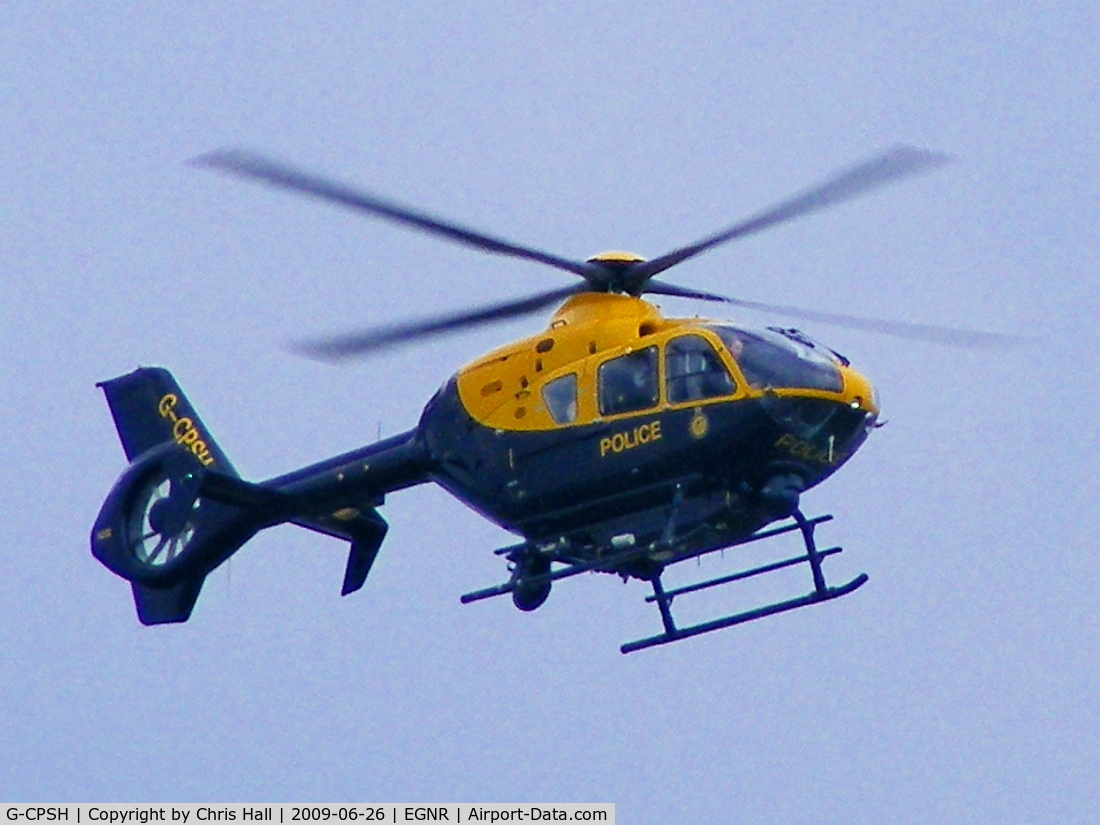 G-CPSH, 2001 Eurocopter EC-135T-2+ C/N 0209, THAMES VALLEY POLICE AUTHORITY
