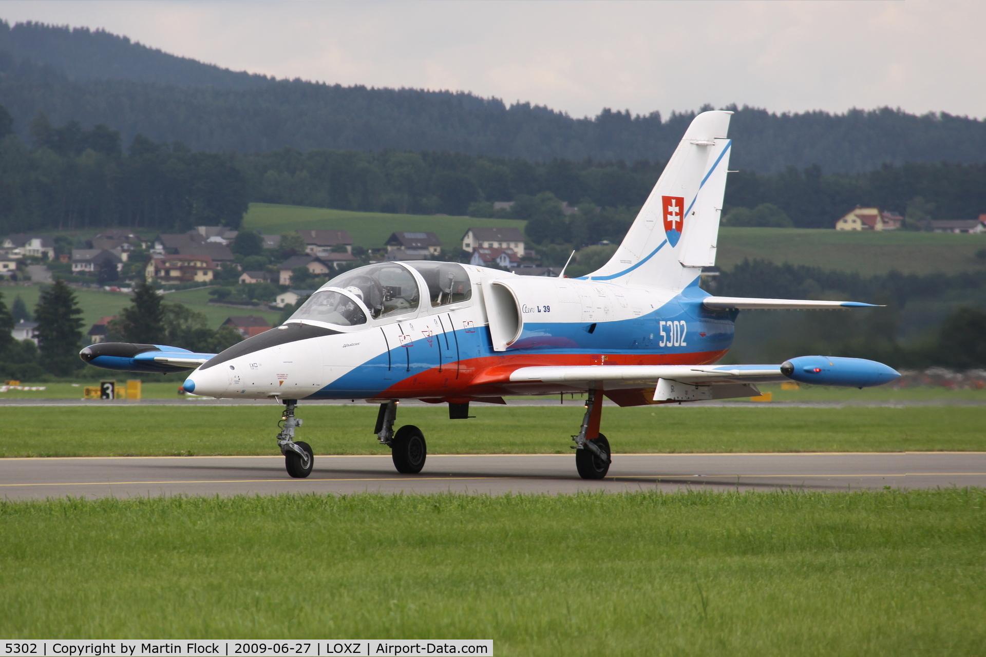 5302, Aero L-39CM Albatros C/N 915302, .