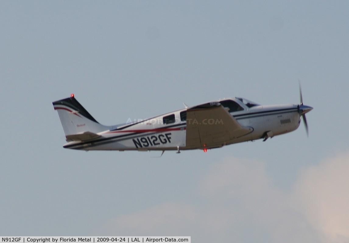 N912GF, Raytheon Aircraft Company A36 C/N E-3531, Beech A36