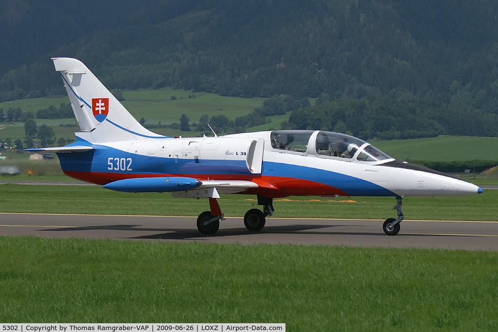 5302, Aero L-39CM Albatros C/N 915302, Slovakia - Air Force Aero L39 Albatros