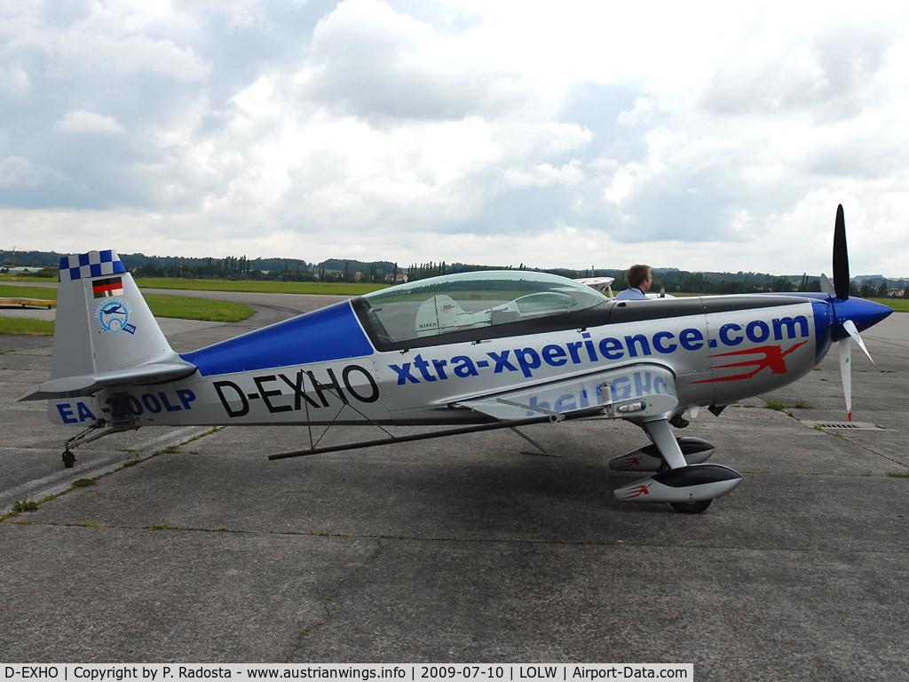 D-EXHO, 2005 Extra EA-300LP C/N 1200, Welser Flugtage 2009