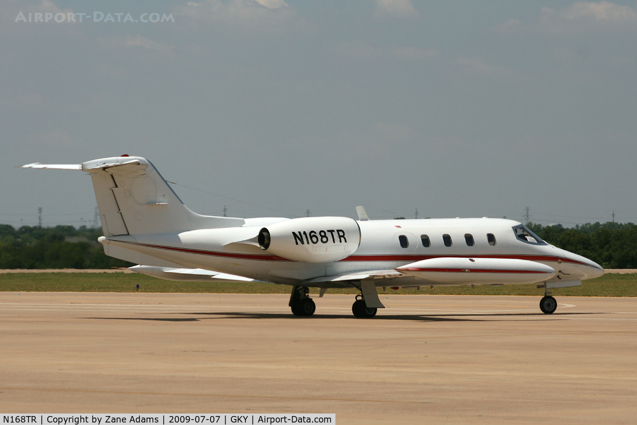 N168TR, 1976 Learjet 35A C/N 35A-068, At Arlington Municipal