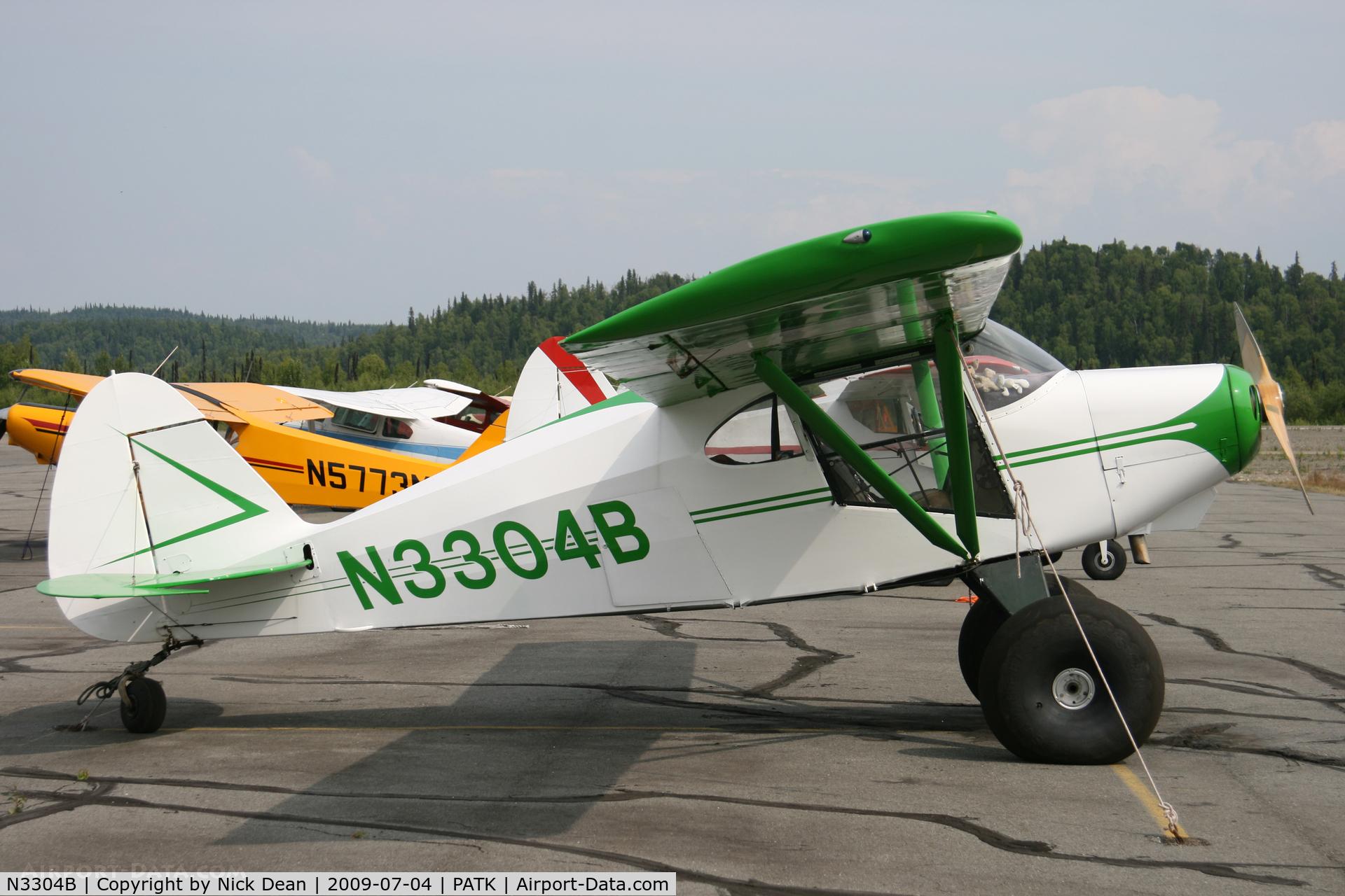 N3304B, 1956 Piper PA-22 C/N 22-2119, PATK