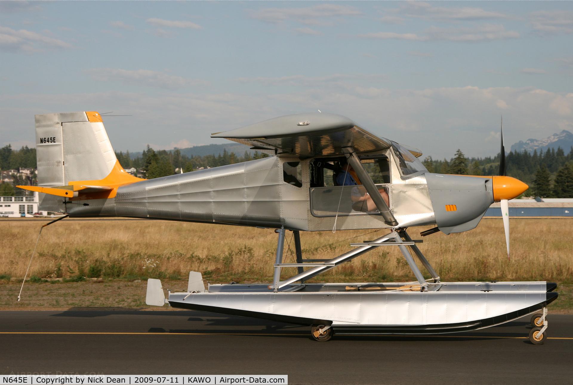 N645E, 2008 Murphy Elite C/N 645E, KAWO