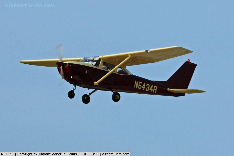 N5434R, 1965 Cessna 172F Skyhawk C/N 17252982, 1965 Cessna 172F, c/n: 17252982