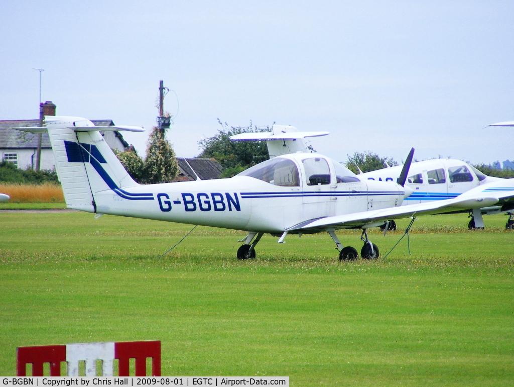 G-BGBN, 1978 Piper PA-38-112 Tomahawk Tomahawk C/N 38-78A0511, BONUS AVIATION LTD