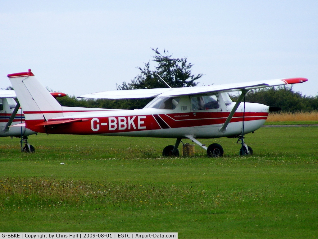 G-BBKE, 1973 Reims F150L C/N 1026, XPEDITE (UK) LTD