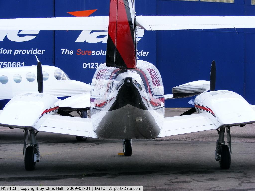 N154DJ, 1983 Cessna T303 Crusader C/N T30300230, N154DJ INC