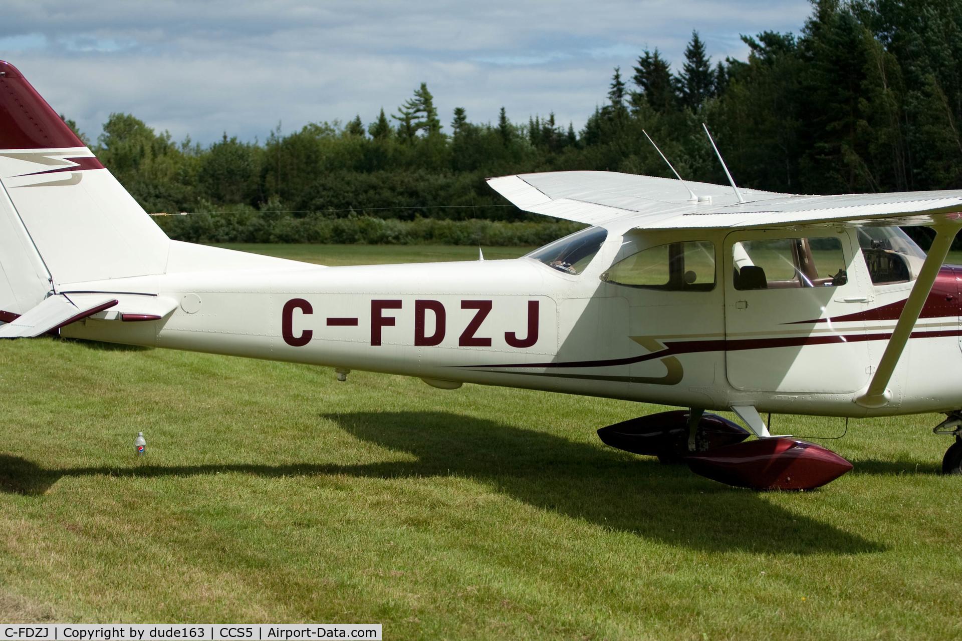 C-FDZJ, 1966 Cessna 172G Skyhawk C/N 17254151, Havelock flyin 2009
