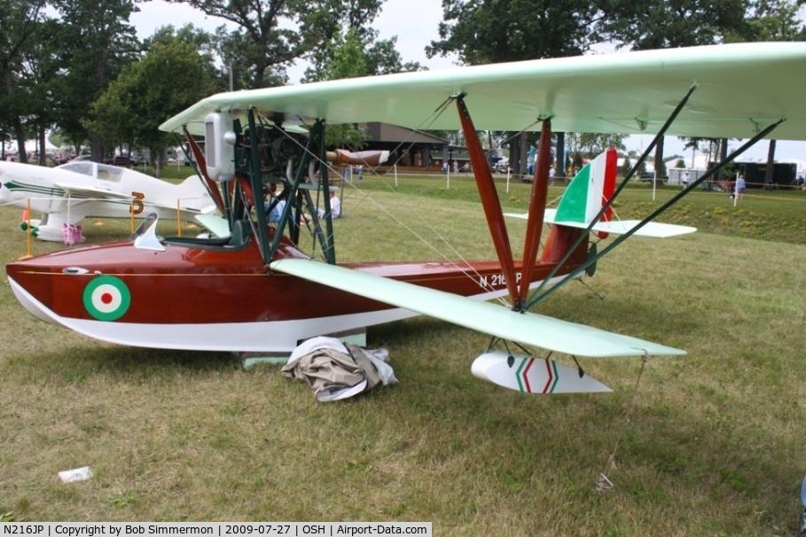 N216JP, Macchi Replica C/N 1, Airventure 2009 - Oshkosh, Wisconsin