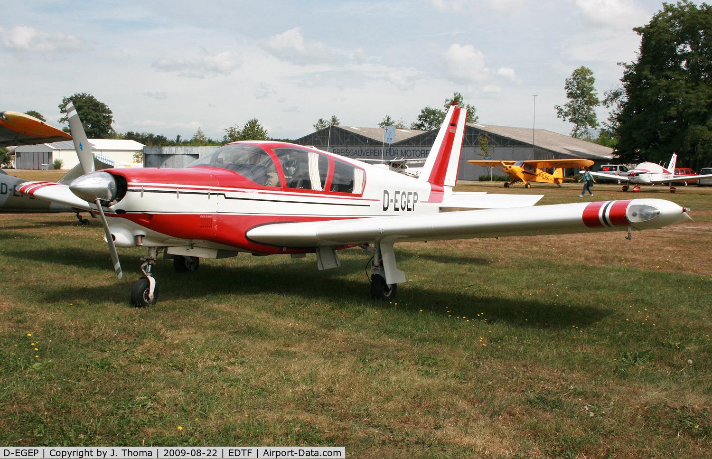 D-EGEP, Wassmer (Cerva) CE-43 Guepard C/N 435, Wassmer CE-43 Guepard