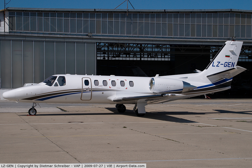 LZ-GEN, 2006 Cessna 550 Citation Bravo C/N 550-1122, Cessna 550 Citation 2
