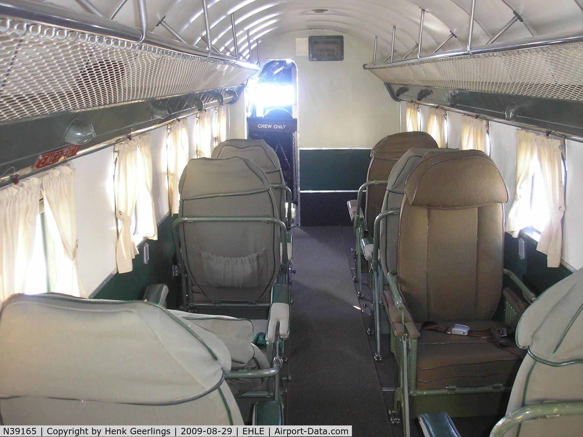 N39165, 1935 Douglas DC-2 C/N 1404, Fly In,  Aviodrome Aviation Museum - Lelystad Airport