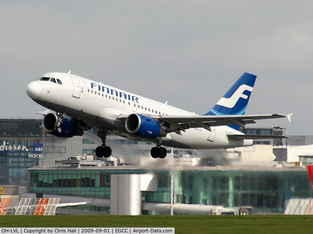 OH-LVL, 2004 Airbus A319-112 C/N 2266, Finnair