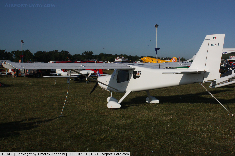 XB-ALE, Ultravia Pelican Sport 600 C/N 0000, /