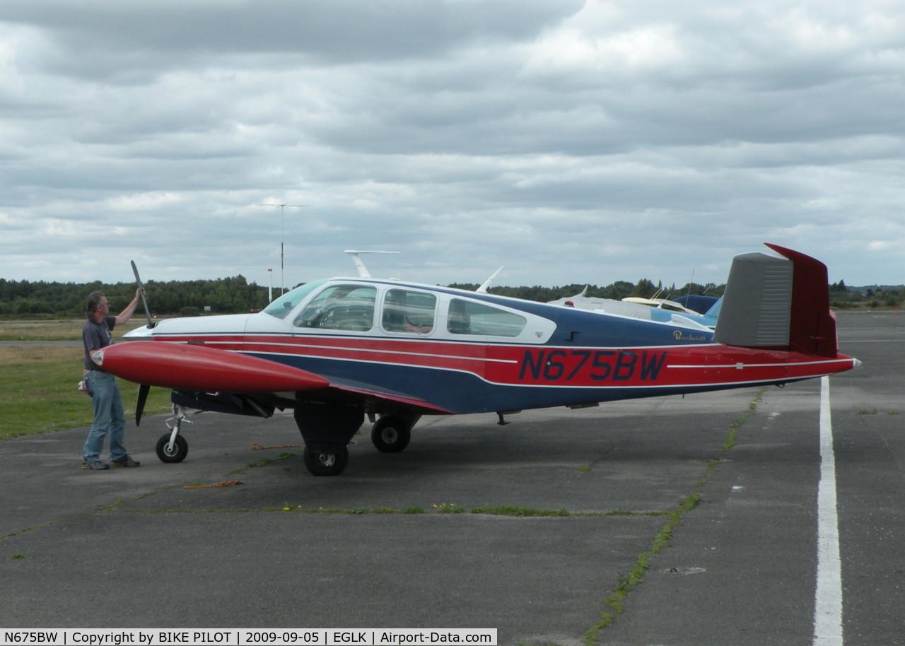 N675BW, 1978 Beech V35B Bonanza C/N D-10134, GETTING PR-FLIGHTED