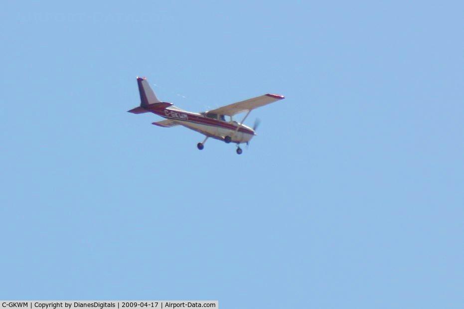 C-GKWM, 1976 Cessna 172N Skyhawk C/N 17268434, Vaughan ON