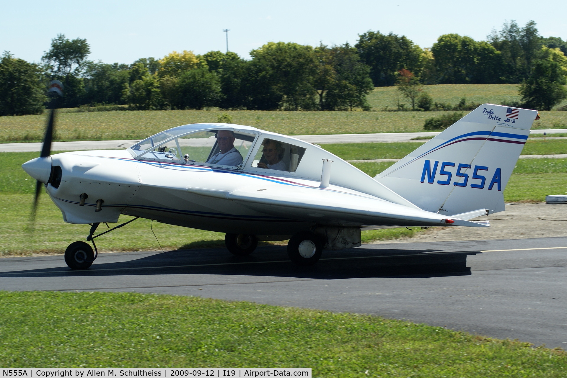 Dyke Delta Aircraft http://www.airport-data.com/aircraft/photo/000378815.html