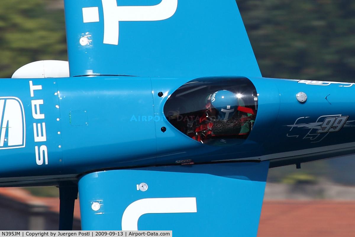 N395JM, 2004 Zivko Edge 540 C/N 0033, Red Bull Air Race Porto 2009 - Mike Goulian
