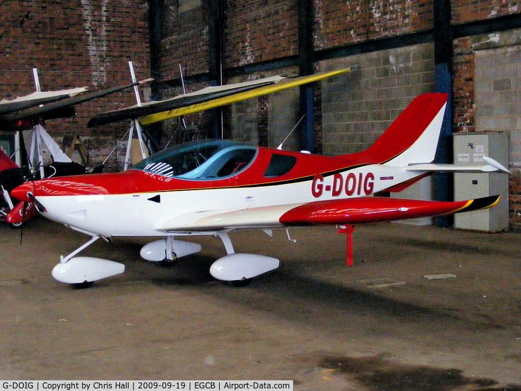 G-DOIG, 2010 CZAW SportCruiser C/N LAA 338-14859, Barton Fly-in and Open Day