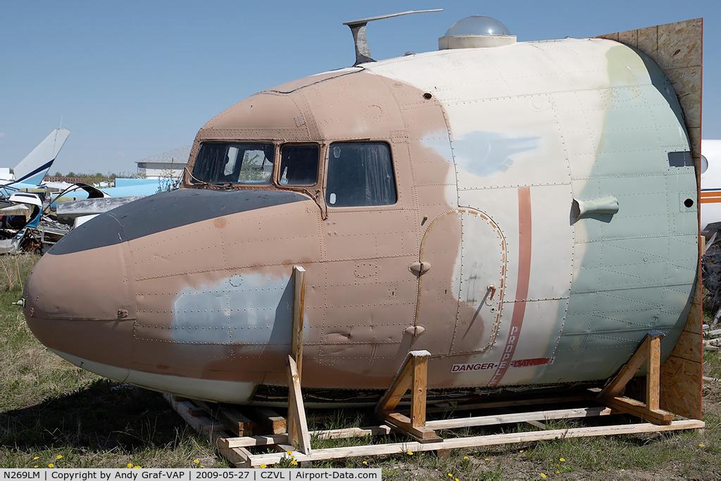 N269LM, 1943 Douglas C-47B Skytrain C/N 14609/26054, DC 3