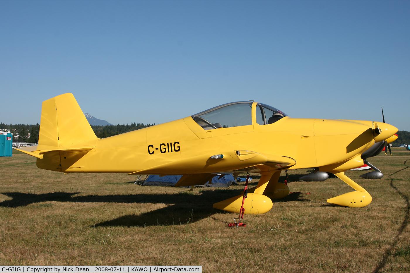 C-GIIG, 2006 Vans RV-6A C/N 24969, KAWO
