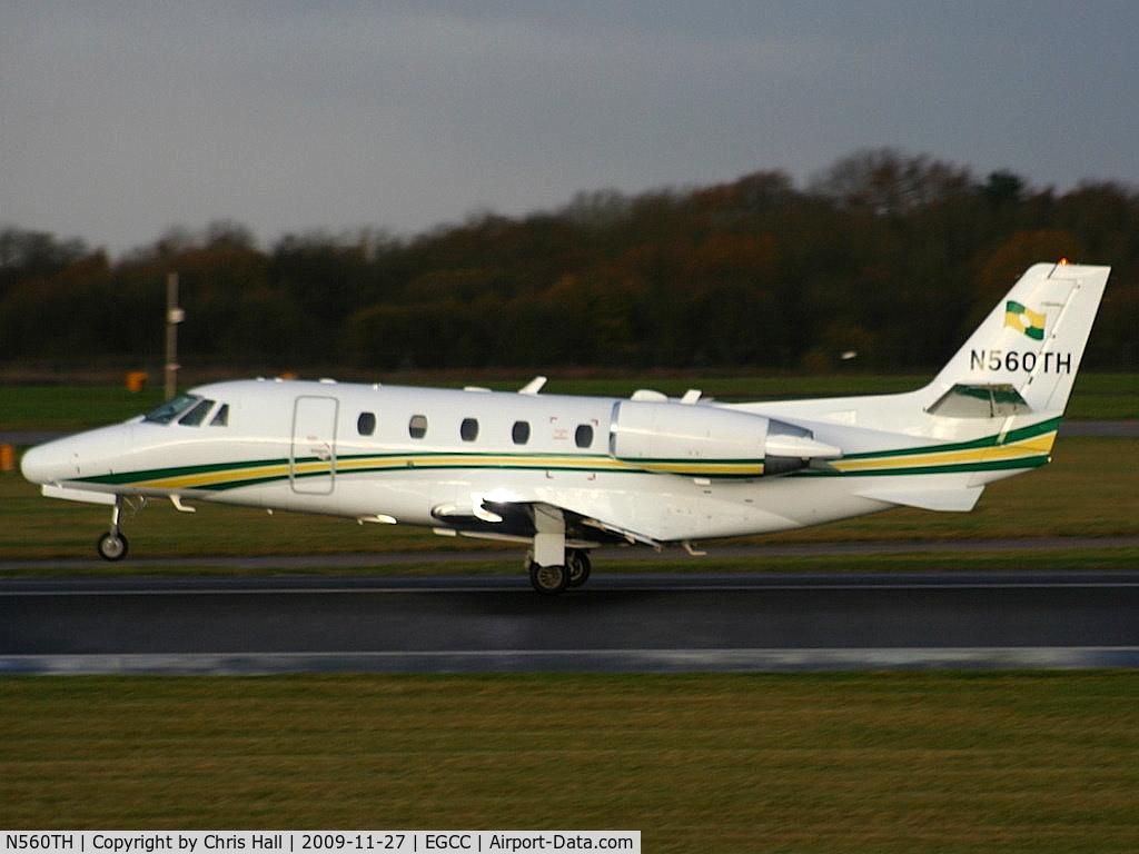 N560TH, 2001 Cessna 560XL Citation C/N 560-5215, TJH Air Inc