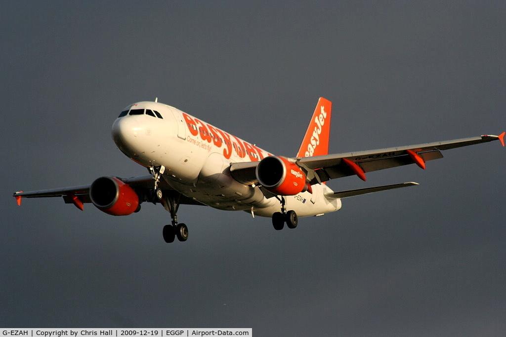G-EZAH, 2006 Airbus A319-111 C/N 2729, Easyjet
