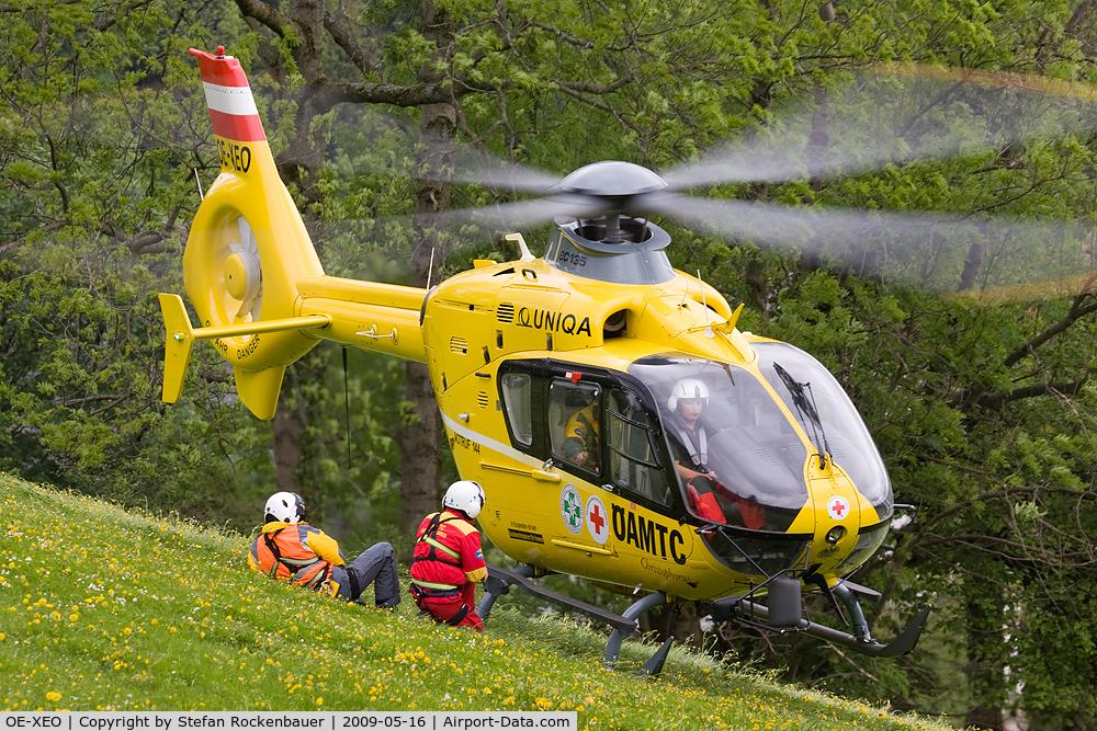 OE-XEO, Eurocopter EC-135T-2 C/N 0205, -
