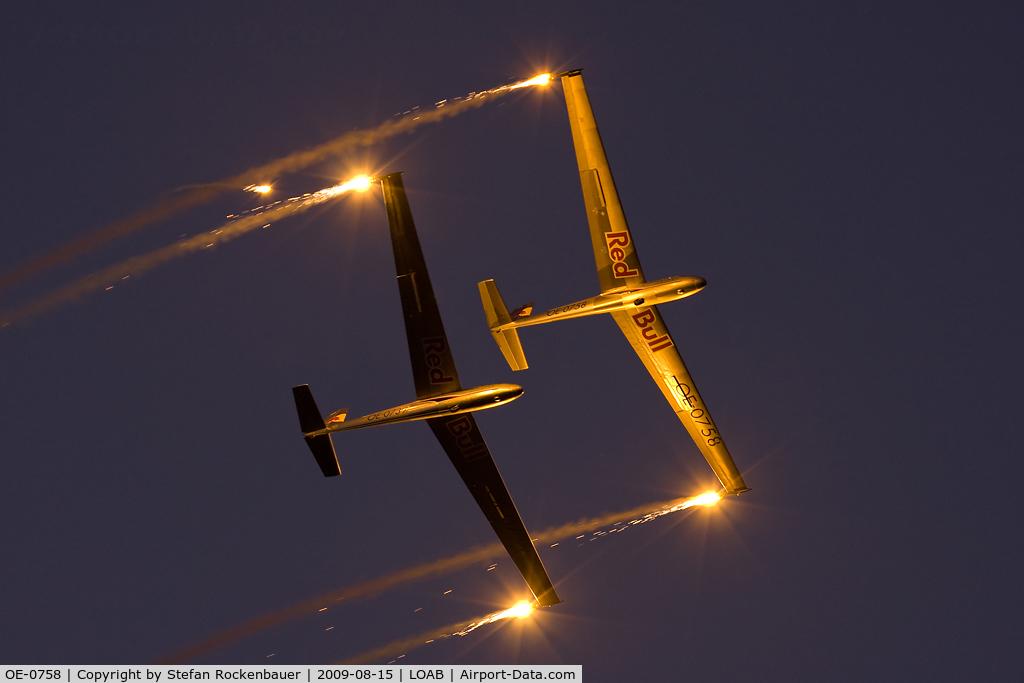 OE-0758, 1966 Let L-13 Blanik C/N 173311, -