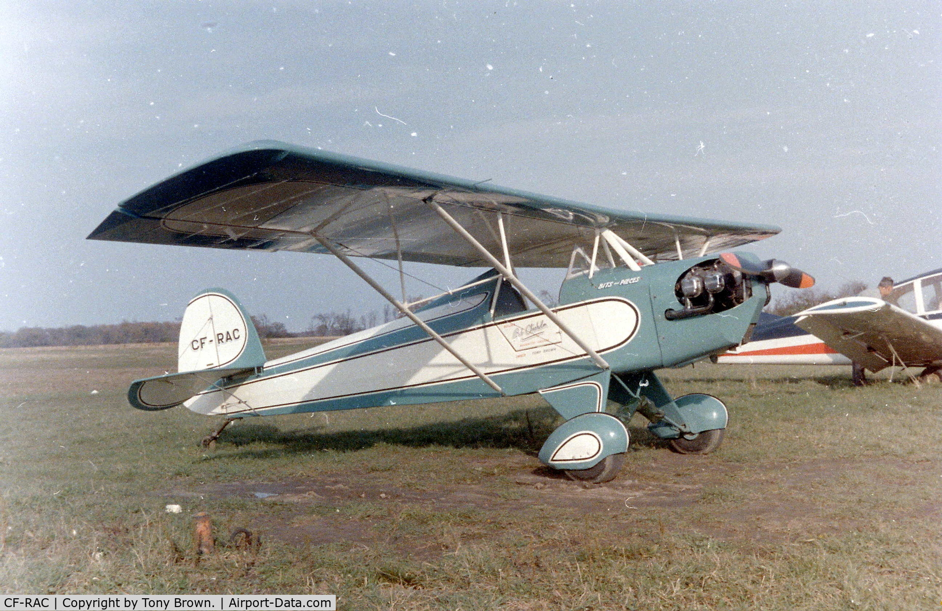 Corbin Baby Ace Aircraft http://www.airport-data.com/aircraft/photo/000423245.html