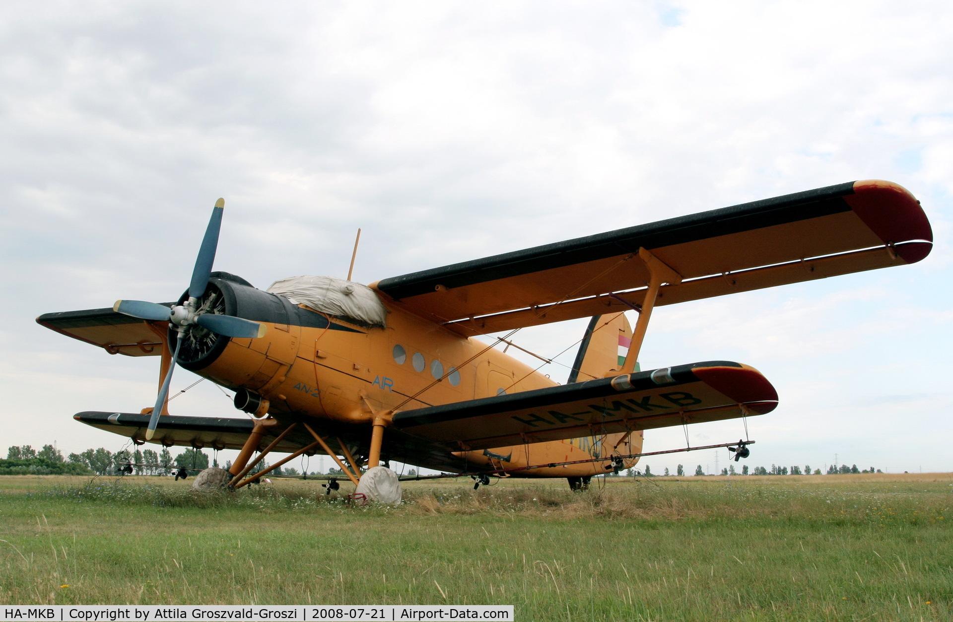 Aircraft HA-MKB (1979 PZL-Mielec AN-2R C/N 1G190-15) Photo